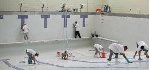 Pool Renovation in Progress