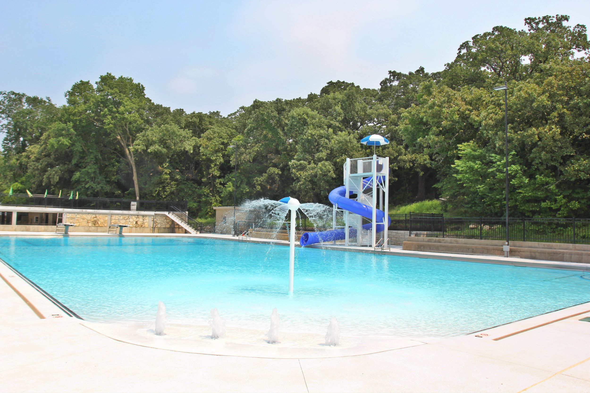 Pool Restoration Overland Park Pool Renovation